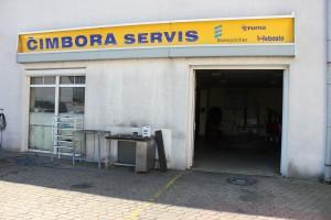 Čimbora servis s.r.o. - autoservis